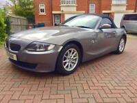 BEAUTIFUL BMW Z4 2.0 SE ROADSTER 2008 52,000 MILES LADY OWNER