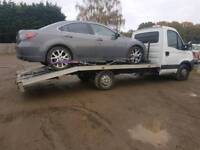 Car\vehicle recovery and breakdown service,collection and deliver vehicle based in Manchester