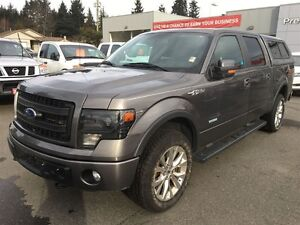 2014 Ford F-150 FX-4 CREW CAB LONG BOX