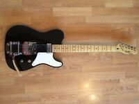 Squier Vintage Modified Cabronita Telecaster with Bigsby. Excellent electric guitar. Fender