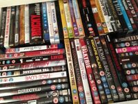 Various dvds for sale collection only, include box sets,