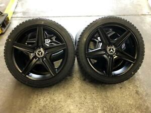 18 MERCEDES WHEELS AND WINTER TIRES (MERCEDES CARS) Calgary Alberta Preview