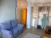 Spacious two bedroom flat