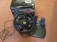 Pc and Xbox steering wheel