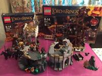 Lego lord of the rings Lego sets.