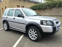 LAND ROVER FREELANDER 2.0 TD4 AUTO - NICE CLEAN CAR, LOW MILEAGE, LEATHER, ALLOYS, ETC