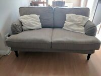 IKEA Sofa for two. Excellent condition (ONLY used for 12 months).
