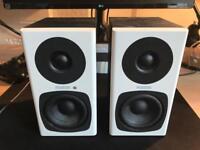 Fostex Active Monitors/Speakers PM0.3d