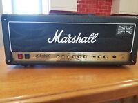 Marshall JCM 800 Kerry King Signature amp head