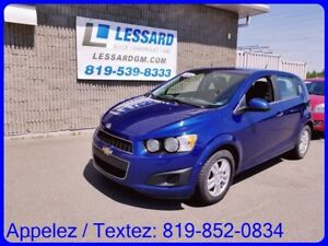 2014 CHEVROLET SONIC 5 LT, REGULATEUR DE VITESSE