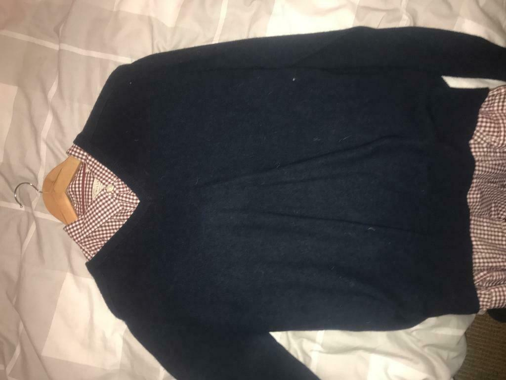 89b3592ad3e Men's v neck m&s jumper | in Loughborough, Leicestershire | Gumtree