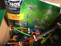K'nex building and construction
