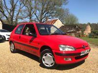 Peugeot 106 53k Miles *Watch Video* XRD 1.5 Diesel MOT to December no advisories 3 months warranty