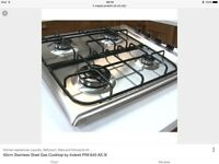 New Indesit Gas Hob still in package
