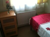 A SMALL SINGLE ROOM and A VERY SPACIOUS DOUBLE/TWIN ROOM