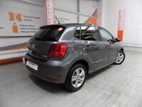 Volkswagen Polo MATCH EDITION (grey) 2017-09-30