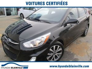 2015 Hyundai Accent SE TOIT OUVRANT,MAGS,BLUETOOTH,BANCS CHAUF