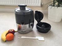 Magimix Le Duo Juicer and Citrus Press - Excellent Condition