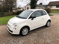 2013 FIAT 500 1.2 POP - LOW MILES - GREAT FIRST CAR - £30 ROAD TAX -