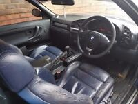 For salle bmw e36 320i convertible 1996