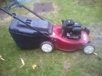 mountfeld 35 ouicksilver 36s petrol self drive mower