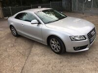 Audi A5 Coupe for sale (beautiful car well looked after)