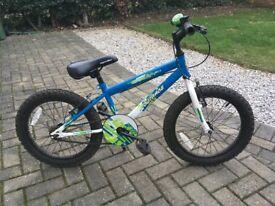 Apollo Outrage 18 inch Bike