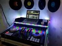 DJ Setup Macbook Pro + Pioneer DDJ-SX2 + FLIGHTCASE.