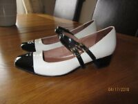 LADIES PAIR OF NEXT SHOES- SIZE 3.5