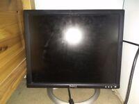"""Dell UltraSharp 1703FPT - LCD monitor - 17"""""""