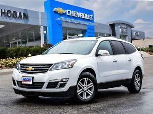 2017 Chevrolet Traverse LT Eight Passenger, Heated seats, Park A