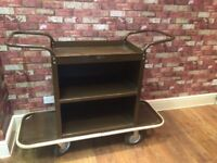 FORBES HOUSE KEEPING TROLLEY