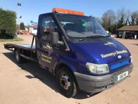 Ford transit recovery 17ft body, LEZ compliant ready for work