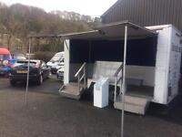 DISPLAY TRAILER FULL PULL OUT SIDE (l@@k)