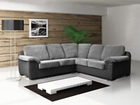 50% REDUCTION ON AMY SOFAS* LEATHER OR FABRIC SOFA SETS, CORNER SOFAS, ARMCHAIRS * FREE UK DELIVERY*