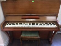 UPRIGHT LYNTON MODEL PIANO