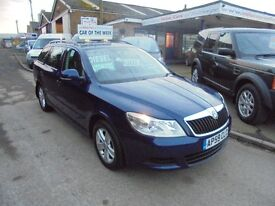 2010 59 skoda octavia 1.9 tdi se automatic estate, value cars car of the week. 30 + cars in stock.