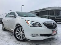 2015 Buick LaCrosse LEATHER, REMOTE START, CAMERA