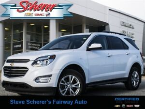 2017 Chevrolet Equinox LT BLUETOOTH MYLINK NAVIGATION