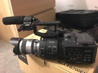 Sony FS700 Professional Video Camera