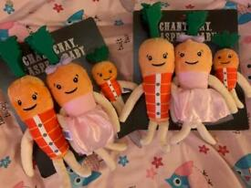 Kevin The carrots