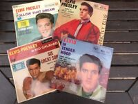 Batch of various 1960s 45s singles, 2x LPs and 2 x '78s