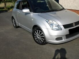 SUZUKI SWIFT Feb 2006 1.4 Petrol 3dr