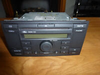 ford 6000 cd player radio part 3m5t-18c815-be