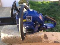 EINHELL petrol chainsaw 16inch