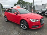 2014 Audi A3 1.6 TDI SE 5 Door **Full History** *Finance and Warranty** (golf,leon,1series)