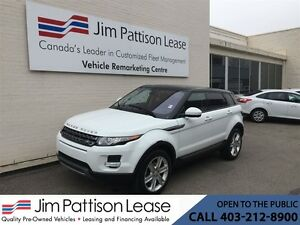 2015 Land Rover Range Rover Evoque 2.0L AWD Pure City Loaded w/N