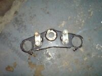 Honda Fireblade 900 Spares 1993-1999 Job Lot Spares Yokes, SideLight Rear hangers, streetfighter
