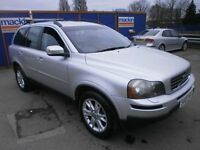 2007 VOLVO XC90B2.4 D5 SE AUTOMATIC, 7 SEATS, LEATHER SEATS,FULL SERVICE HISTORY, CLEAN CAR