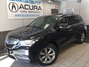 2014 Acura MDX ELITE | ONLY36000KMS | BOUGHT+SERVICEDHERE |